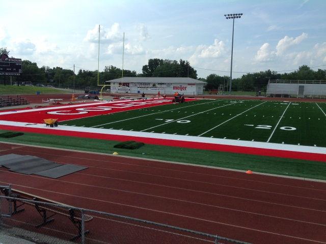 Colerain High School Synthetic Turf Replacement